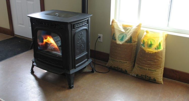 Do You Have A Pellet Stove?
